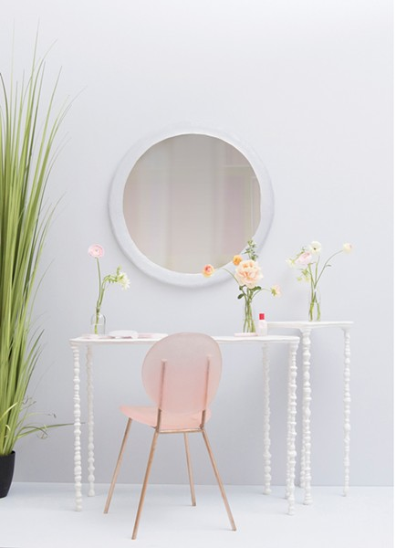 Kim Markel's set of furniture. - PHOTO: KIM MARKEL