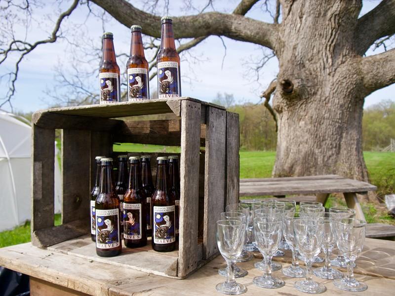 Maeve's Hard Cider from Hudson Valley Farmhouse Cider