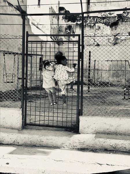 A Havana street scene - JESSE SCHERER