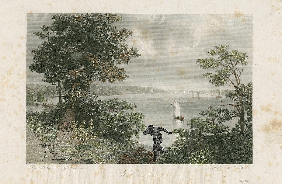 A-HISTORICAL LANDSCAPE: WEEHAWKEN