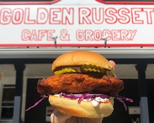Golden Russet: An Outpost for Cider, Breakfast Sammies, and Provisions