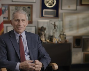 Dr. Anthony Fauci in a scene from Fauci