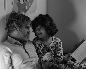 A still from C'mon, C'mon, starring Joaquin Phoenix. The film will be screened at the FilmColumbia Festival.