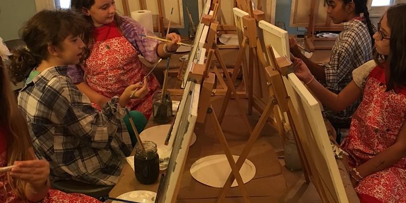 Sunflower Art Studios' Classes