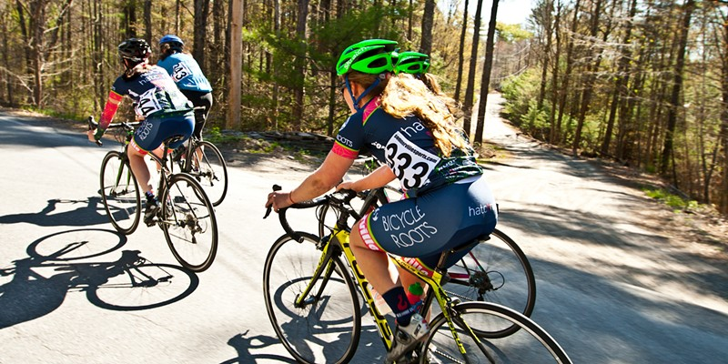 courtesy of the Women's Woodstock Cycling Grand Prix