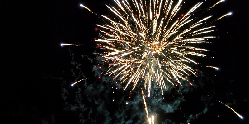 Where You Can Watch Fireworks This July