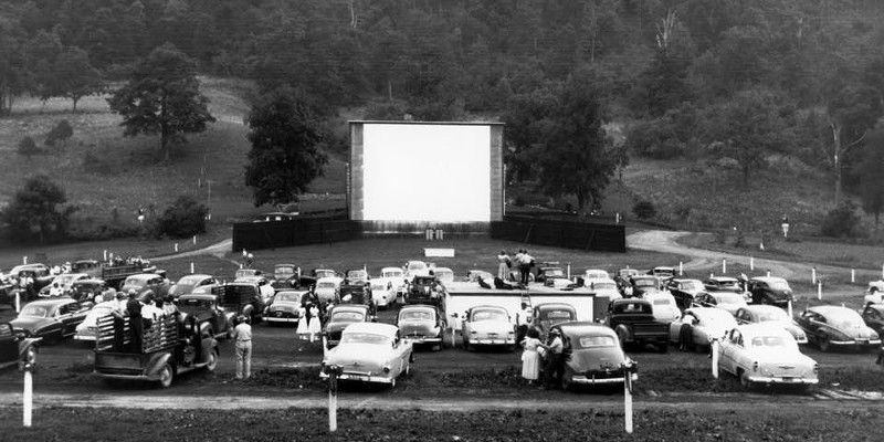 Where to Catch Outdoor Movies This Summer