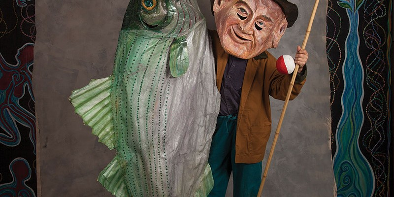 Esopus Creek Puppet Suite Returns 8/17-8/19