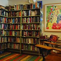 Both Sides Now: Catskill & Hudson Magpie Book Shop, owned by Kristi Gibson. Jesse Turnquist