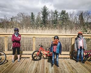 Quarantine Bicycle Gang
