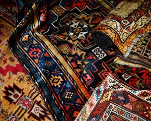 Upstate Rug Supply: Century-Old Rugs for the Modern Collector