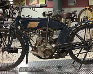 Motorcyclepedia Museum