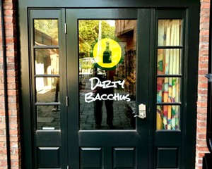 Dirty Bacchus is on Main Street in Beacon.
