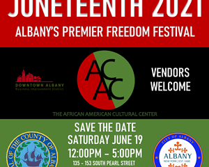 Celebrating Juneteenth 2021 in the Hudson Valley