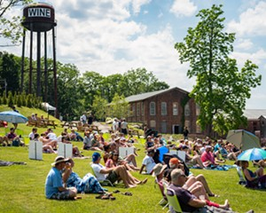 City Winery Hudson Valley Offers a Summer Filled with Great Music, Eats, and of Course, Wine