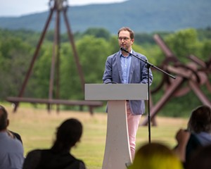 Anthony Davidowitz, Deputy Director Operations, Administration, and Legal Affairs at Storm King Art Center will speak at next month's Hudson Valley Creative Impact