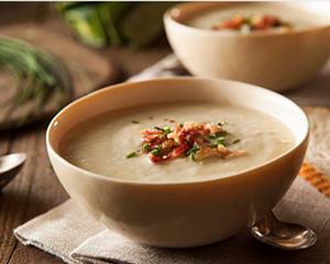 Recipe: Irish Cheddar Brown Ale Soup