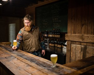 After a three-year barn renovation, Plan Bee Brewery recently opened the doors to its new tasting room.