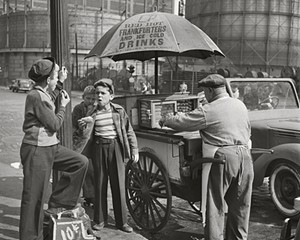 """""""Shoeshine Boy,"""" 1947"""