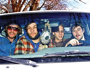 Deer Tick plays Levon Helm Studios in Woodstock July 20.