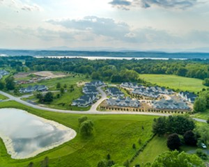 The Gardens at Rhinebeck's Development Readies for Its Grand Finale