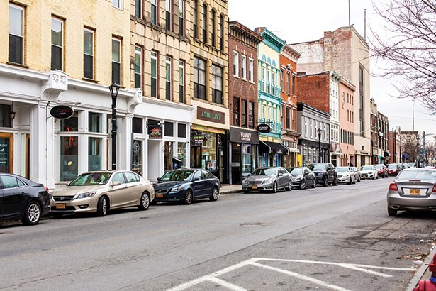 Main Street, Poughkeepsie - ANNA SIROTA