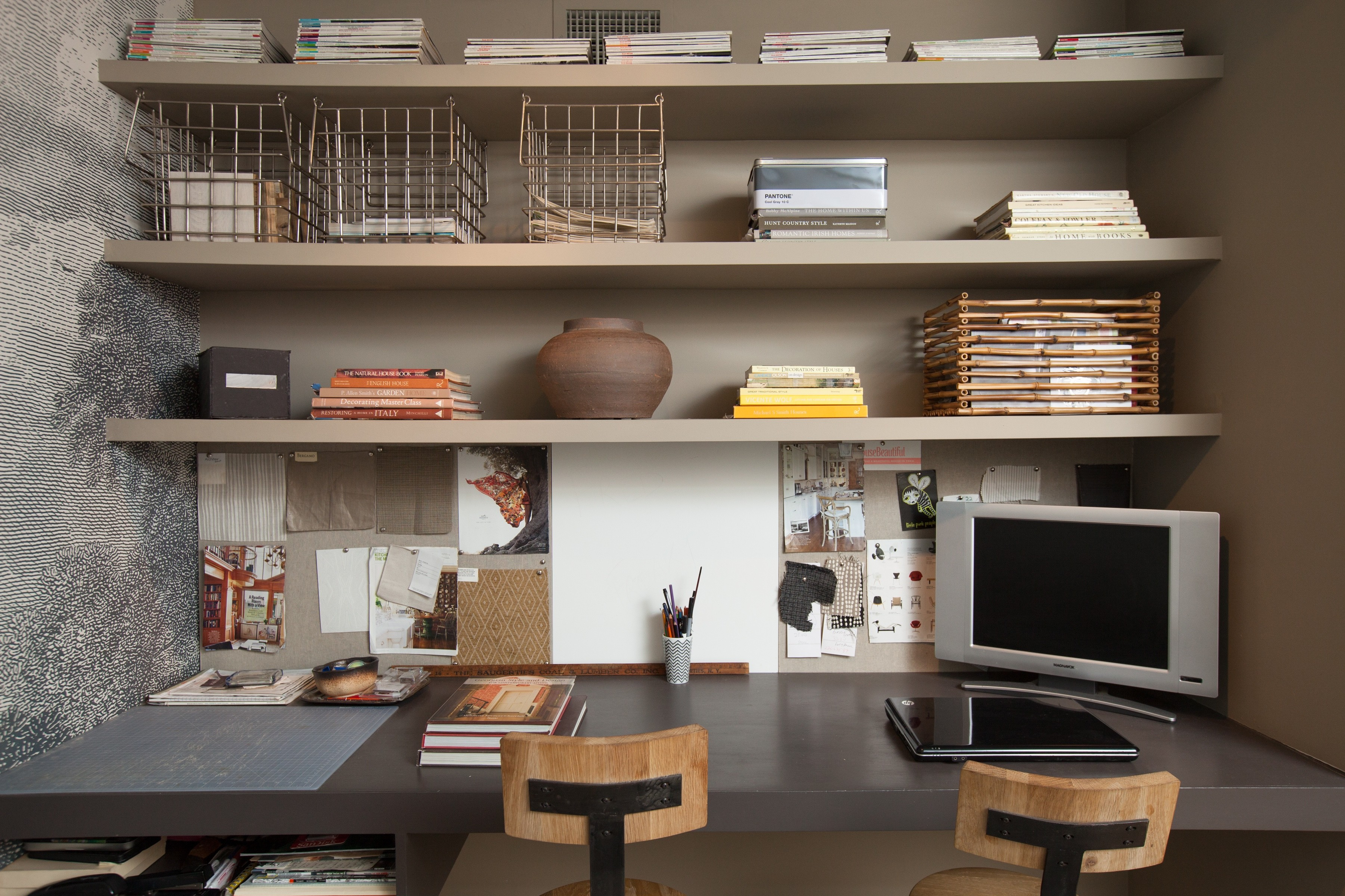 Stay At Home Office Designers On How To Create A Workspace In Lockdown Design Decor Hudson Valley Chronogram Magazine