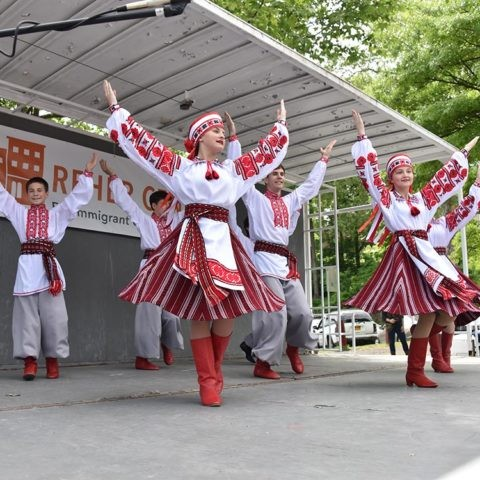 Kingston Multicultural Festival 2018 - REHER CENTER