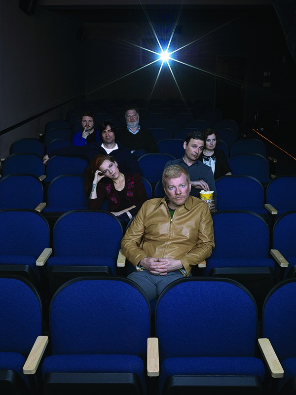 The New Pornographers perform at the Bearsville Theater on July 9 at 7pm.