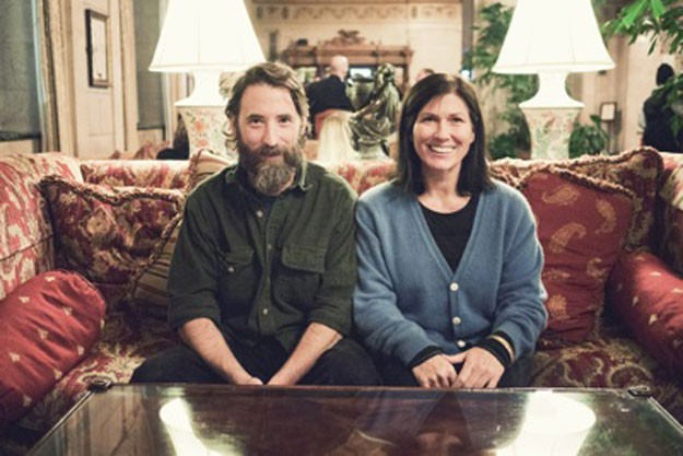 Mike Montgomery and Kelley Deal of R. Ring