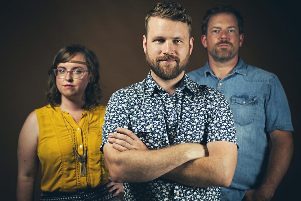 The John Stickley Trio