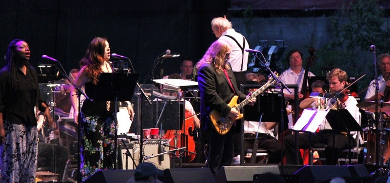 Jerry Garcia Symphonic Celebration plays Bethel Woods on August 6.