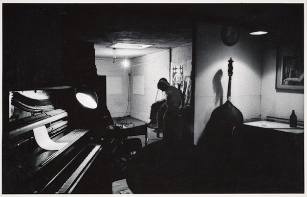 Photos featured in the film The Jazz Loft According to W. Eugene Smith, Loft interior - PHOTOS BY W. EUGENE SMITH