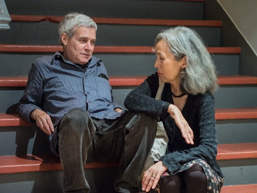Steve Dalachinsky and Yuko Otomo
