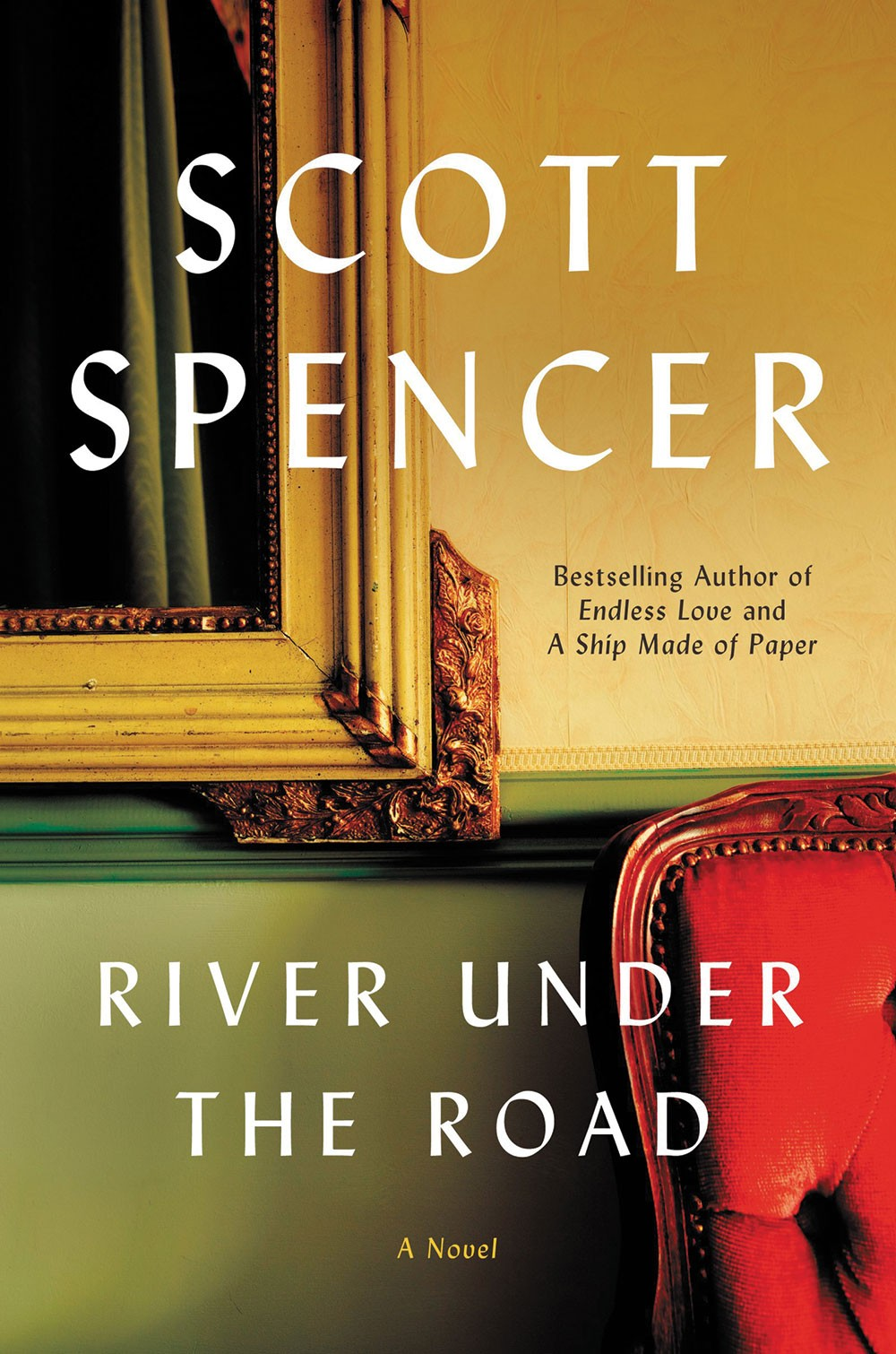 book review river under the road books authors. Black Bedroom Furniture Sets. Home Design Ideas