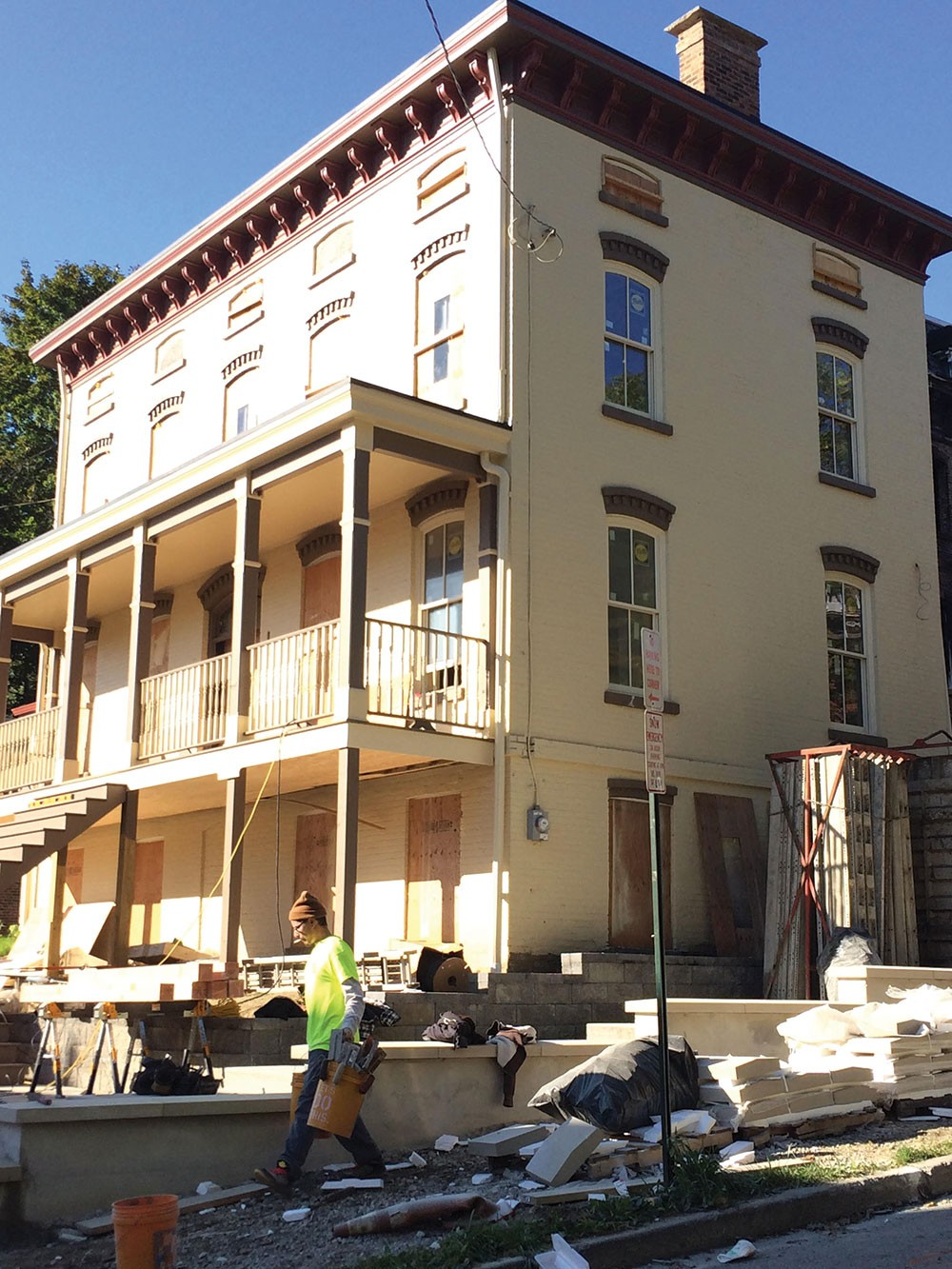 RUPCO Works to Revitalize Newburgh\'s Historic East End | Art of ...
