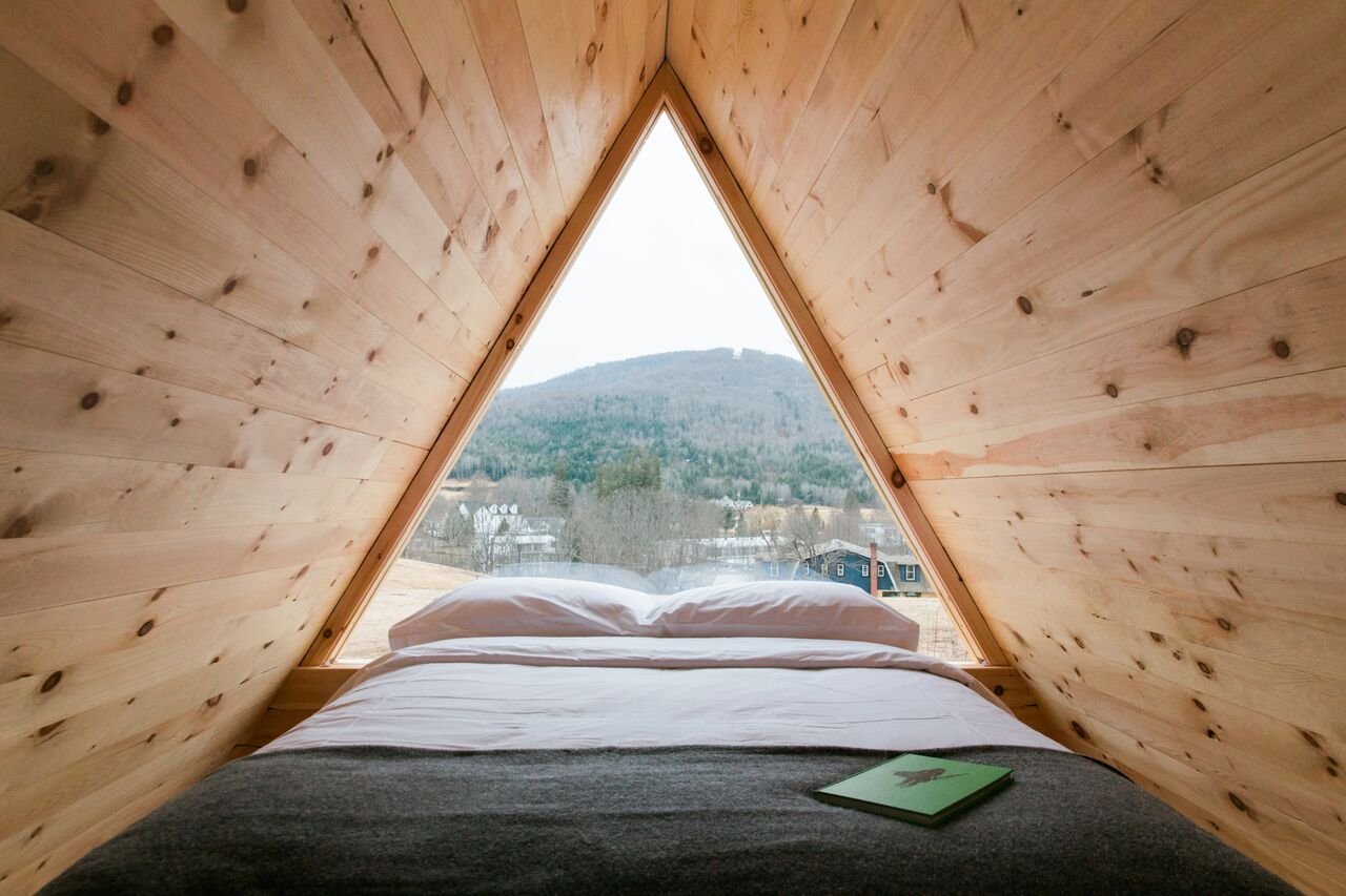 4 Tiny Home Destinations in the Hudson Valley | Lodging