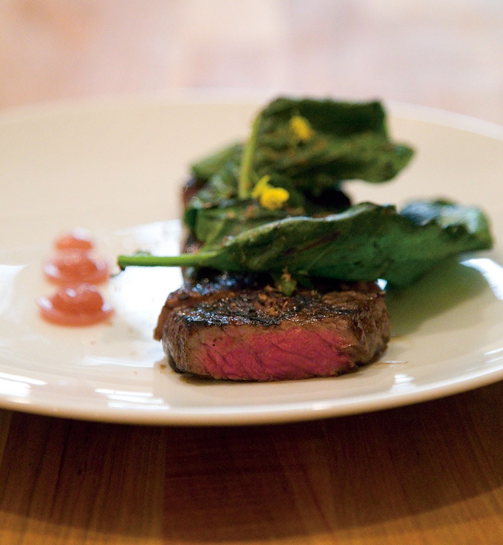 Where the Wilde Things Are: A Culinary Safari at Wilde Beest