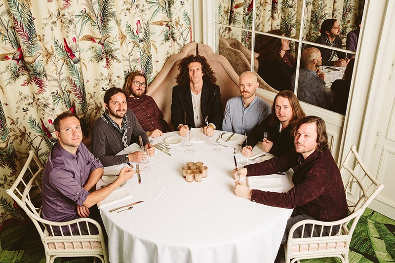 The Revivalists will headline Saturday.