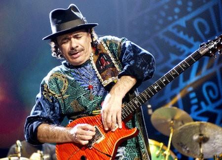 Santana to Play Woodstock Festival Anniversary Bethel Woods
