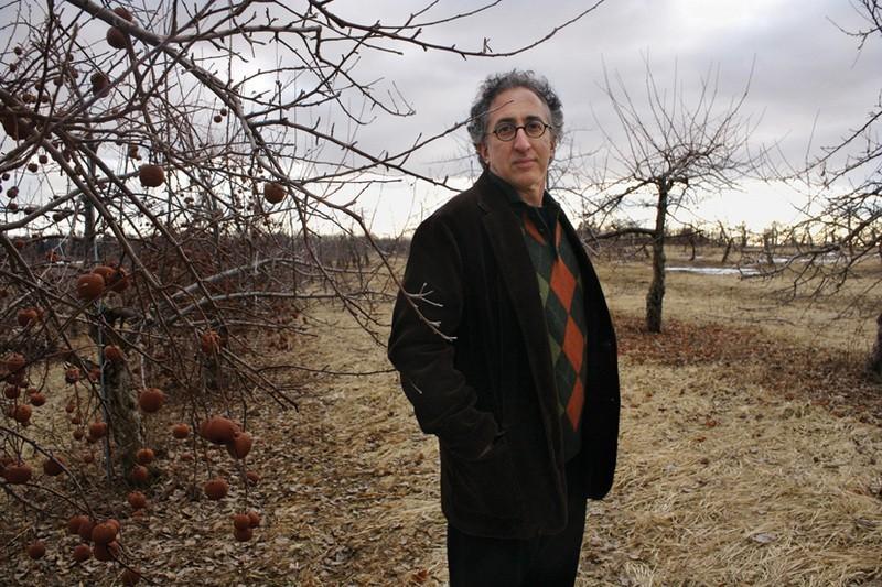 David Greenberger - FIONN REILLY