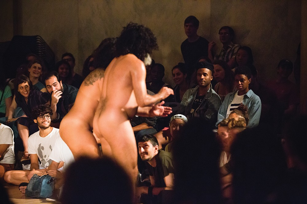 Antonio Ramos and the Gangbangers perform at Mount Tremper Arts on September 7. - PHOTO: DAVID GONSIER