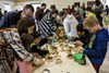 Bright Ideas Festival visitors engage in fun with electrical circuits