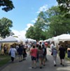 Rhinebeck Crafts Festival, Dutchess County Fairgrounds