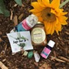 """The Majestic Mailer of Sacred Rituals and Seasonal Blessings.  Llewellyn's """"current labor of love"""" is a curated mailer of handmade and hand-selected, super blessed, seasonal items to honor yourself."""