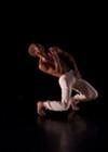 Ari Mayzick, Martha Graham Dance Company Soloist performing at Kaatsbaan.