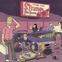 Album Review: Stephen Clair   Strange Perfume