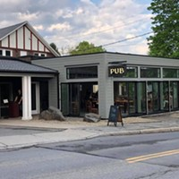 The Woodstock Pub: The Watering Hole Woodstock Needed