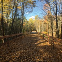Path to the Future: Ashokan Rail Trail