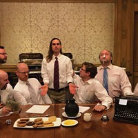 Key Players: An Interview with Boston Typewriter Orchestra Cofounder Brendan Quigley